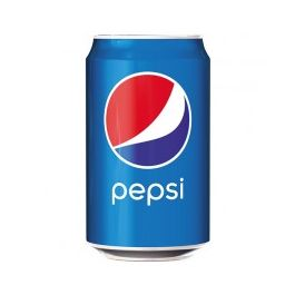 (CANS) PEPSI COLA (ST) 24X330ML
