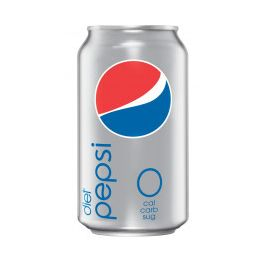 (CANS) DIET PEPSI 24X330ML