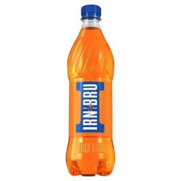 (500MLS)  IRN BRU BOTTLES 12X500MLS