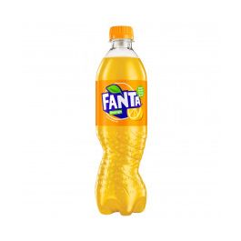 (500MLS) FANTA ORANGE BOTTLES 24X500MLS