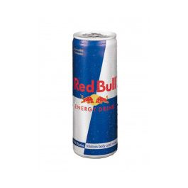 RED BULL CANS 24X250ML