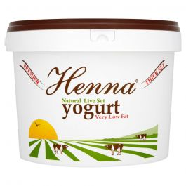 HENNA YOGURT (LOW FAT) 10KG
