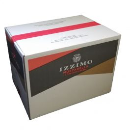 IZZIMO 80/20  MOZZ/CHED (RED) 6X2KG