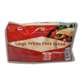 SABAT PITA BREAD (GAS FLUSH) 18X6PCS