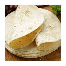 "12"" (FRESH) TORTILLA WRAPS (30 CM) 100PCS"