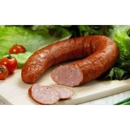SMOKED SAUSAGE (BROWN BOX) 20PCS