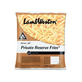 F64 9X9 PRIVATE RESERVE CHIPS 4X2.5KG