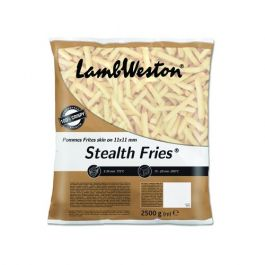 S24 9/9 STEALTH SKIN ON FRIES CHIPS 10KG