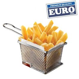 3/8 CORE CHIPS FRENCH FRIES CHIPS   4X2.5KG