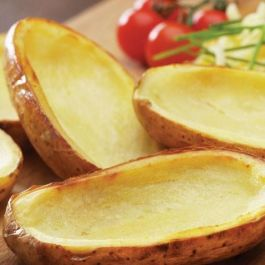 POTATO SKINS (LONG BOATS) CASE 4X20