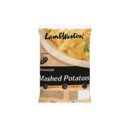 HOME STYLE MASHED POTATO CASE 4X2.5KG