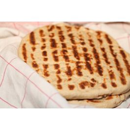DDF ARTIC FLAT BREADS 80PCS