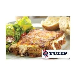 TULIP BOLOGNESE ( BEEF ) MEAT LASAGNE 16X310G