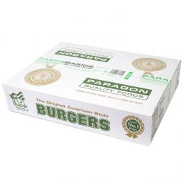 4OZ (GREEN TAPE) BASIC BEEF ECONOMY  BURGERS 48X113G