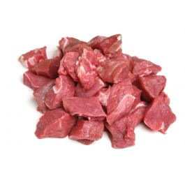 DICED LAMB SHISH MEAT 2.5KG