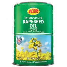 KTC RAPESEED OIL (GREEN) 20 LTR