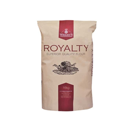 ROYALTY PREMIUM PIZZA FLOUR 16KG