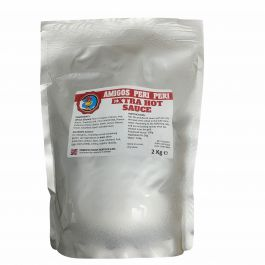 EXTRA HOT PIRI PIRI SAUCE POWDER 2KG
