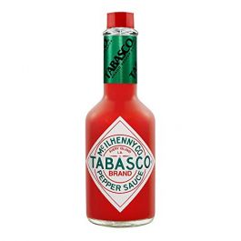 (SINGLE) TOBASCO PEPPER SAUCE  X350ML