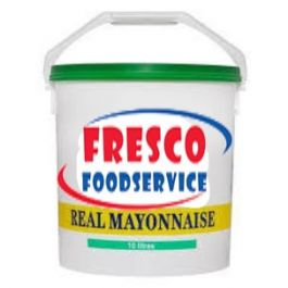 FFS REAL MAYONNAISE 10 LTR