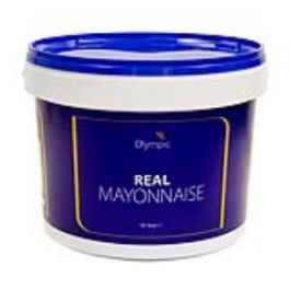 OLYMPIC (BLUE) REAL MAYONNAISE 10 LTRS