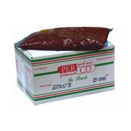 *POUCH* PERCO SPICED PIZZA SAUCE 4X4.1KG