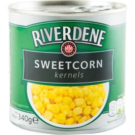 (SMALL) SWEETCORN KERNALS 12X340G