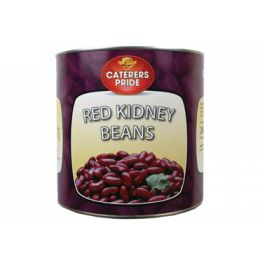 6XA10 (LARGE) RED KIDNEY BEANS