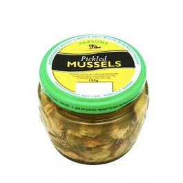 (6S) PICKLED MUSSELS 6X155G