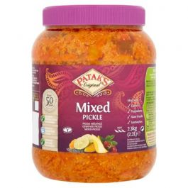 PATAK INDIAN MIX PICKLE 2X2.3KG