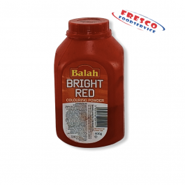 RED FOOD COLOURING 400G