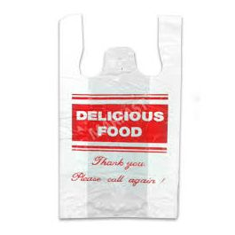 DELICIOUS FOOD CARRIER BAGS 2000PCS